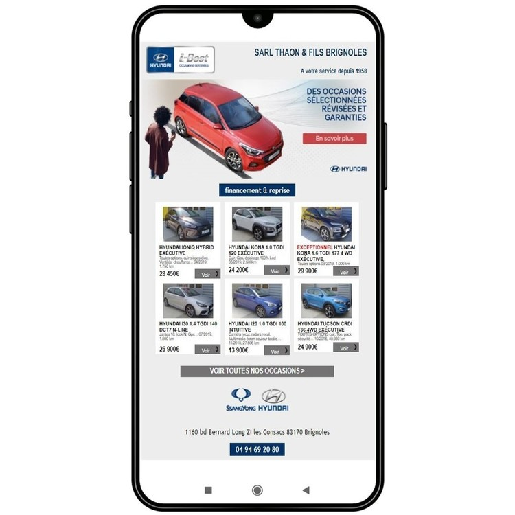 Hyundai Brignolles