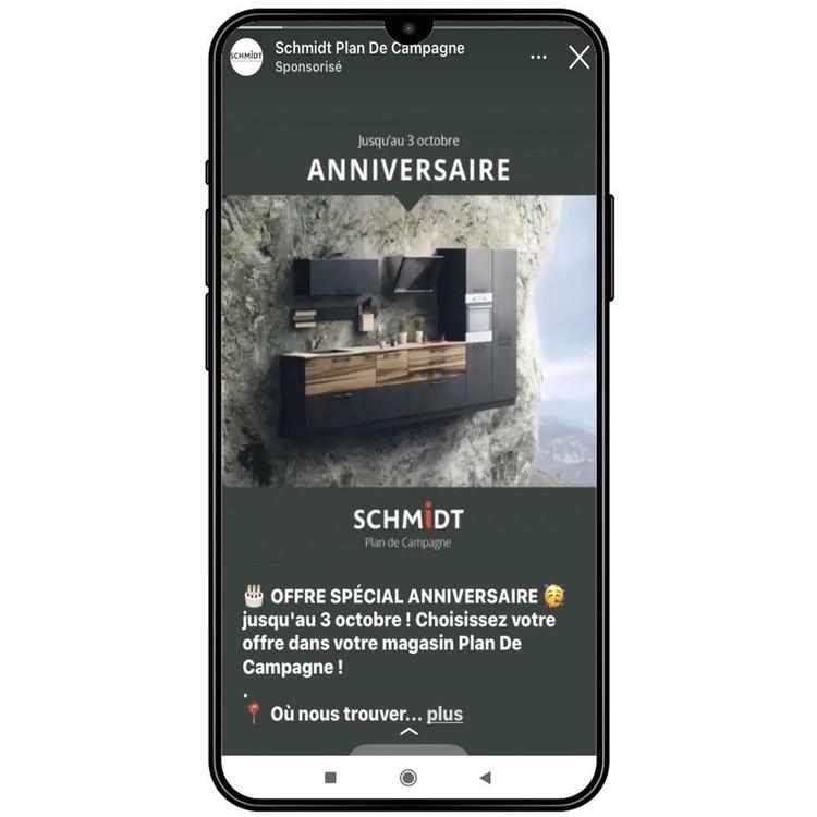 Château d'AX - Cuisine Schmidt Plan de Campagne