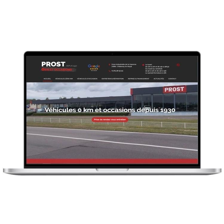 Garage Jean-Pierre Prost Centre Auto