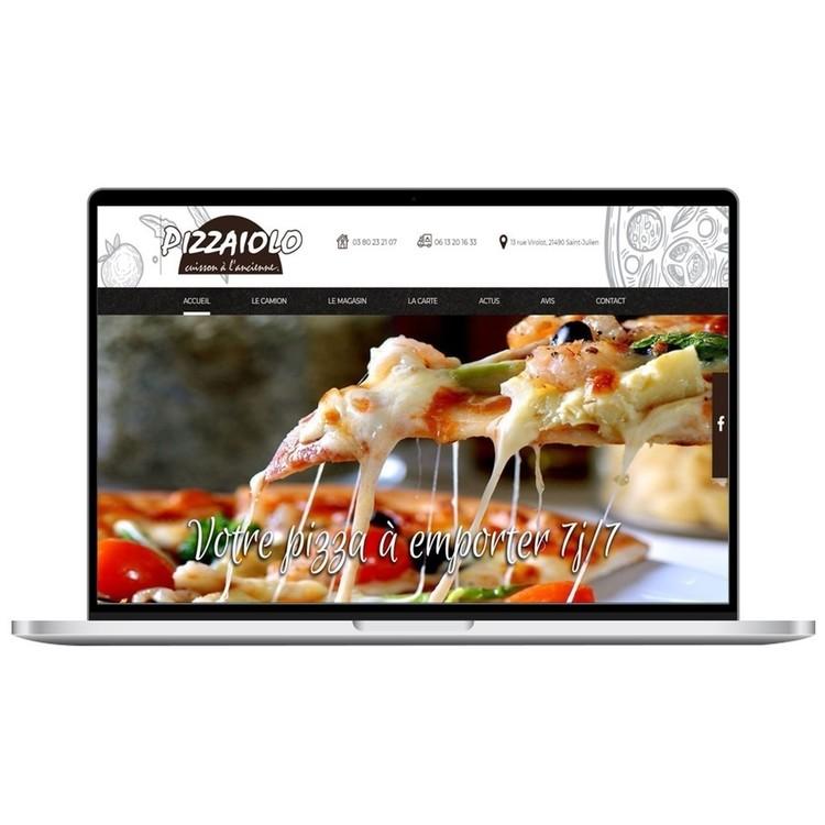 Pizzaiolo Saint Julien Cuisson à l'ancienne