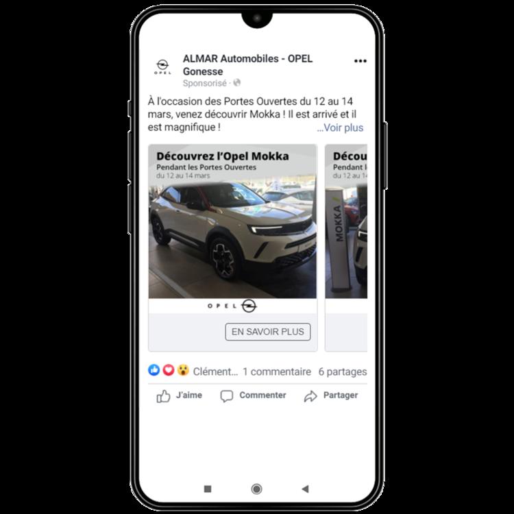Opel Gonesse