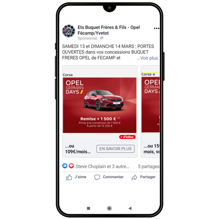 Opel Fécamp Yvetot