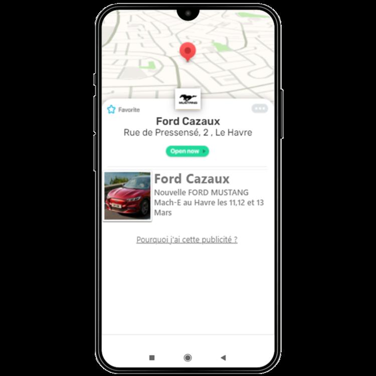 Ford Cazaux