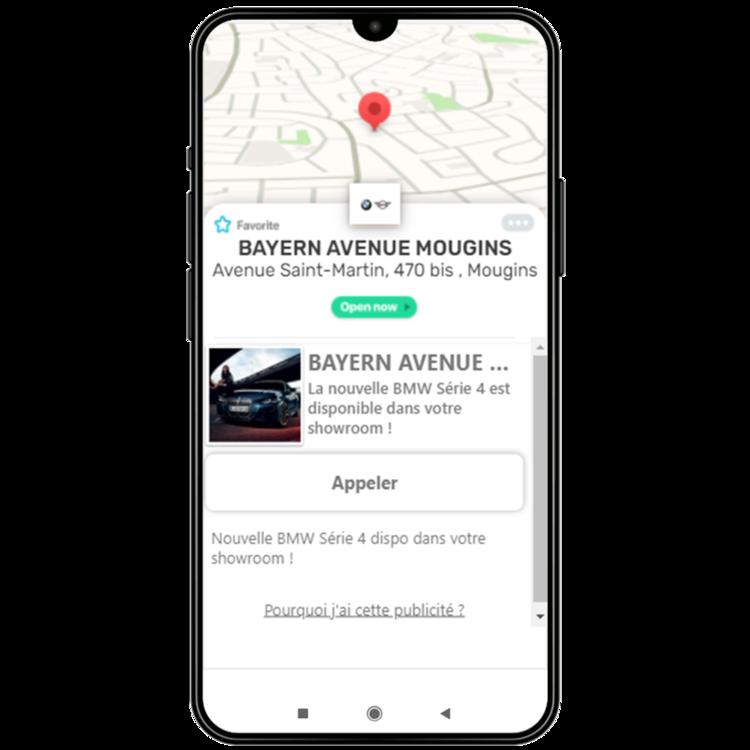 Bayern Avenue Mougins