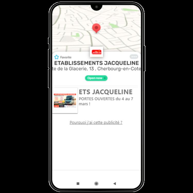 ETABLISSEMENTS JACQUELINE