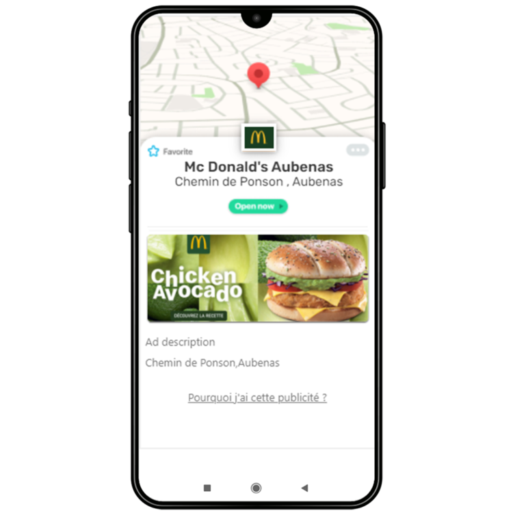McDonald's Aubenas