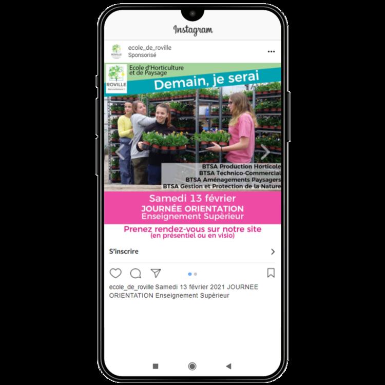 ecole horticulture roville-aux-chênes