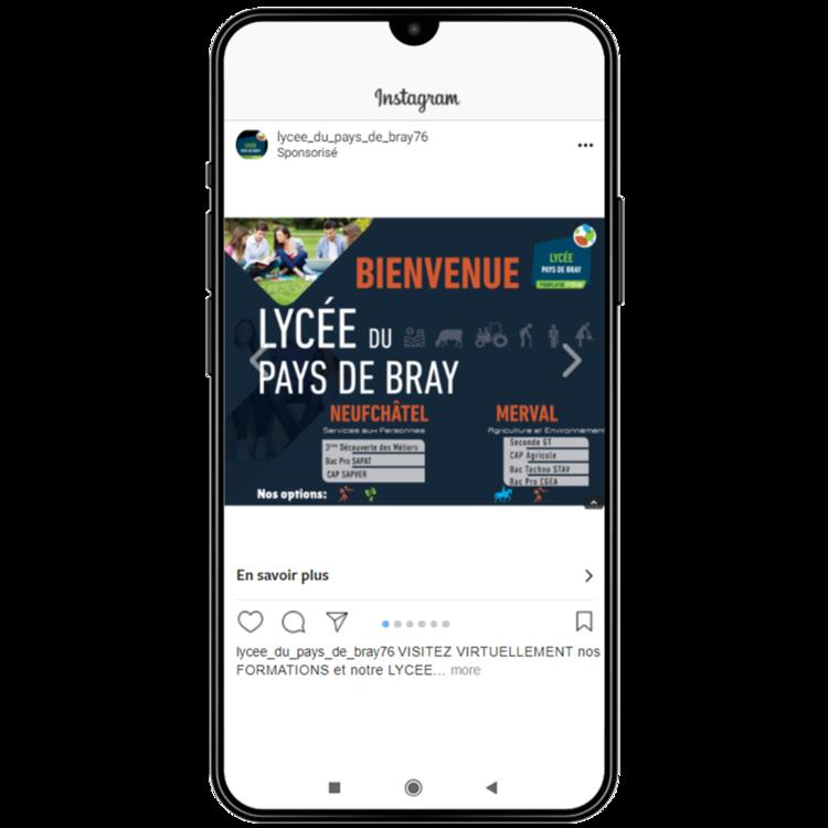 LYCEE DU PAYS DE BRAY