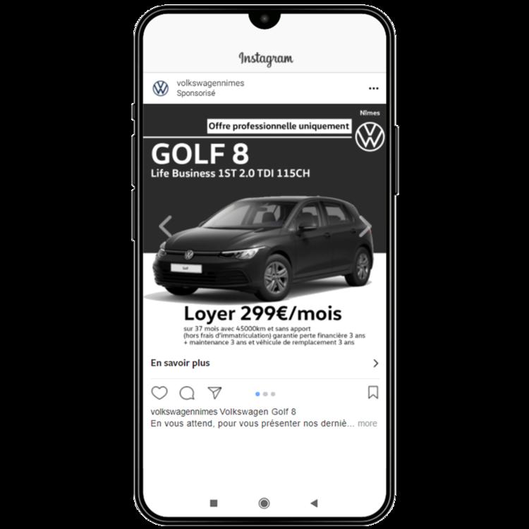 ESPACE AUTO DES COSTIERES Volkswagen