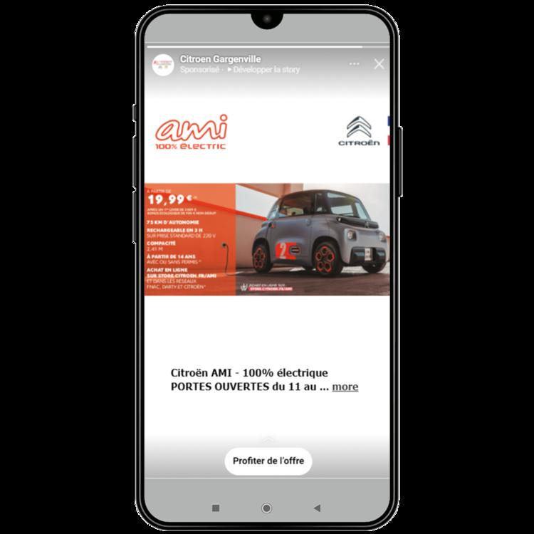 RIVE DROITE AUTOMOBILES- CITROEN