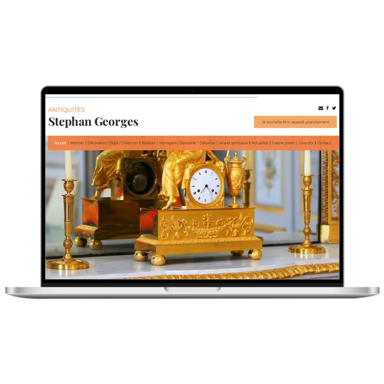 Antiquites stephan georges
