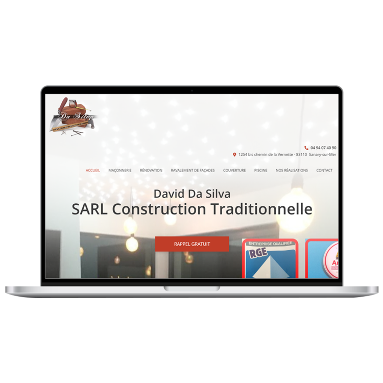 Construction Traditionnelle - David Da Silva