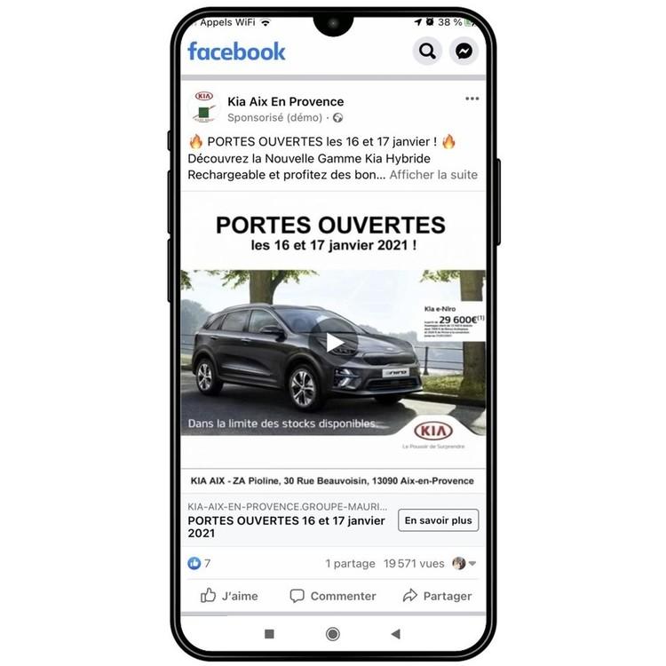Carauto Services - Kia Marseille