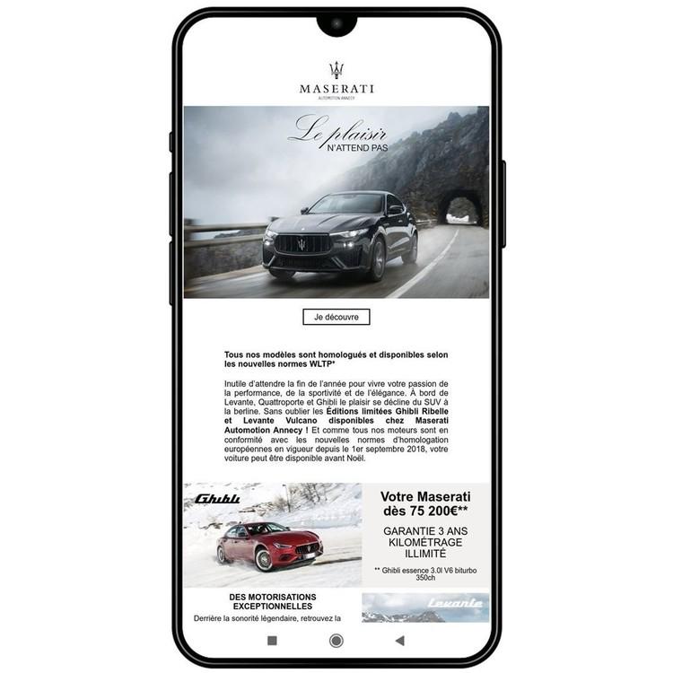 Maserati Annecy