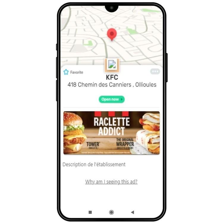 KFC Ollioules - Riveeroc