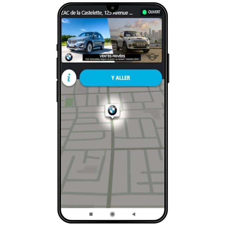 BMW Avignon