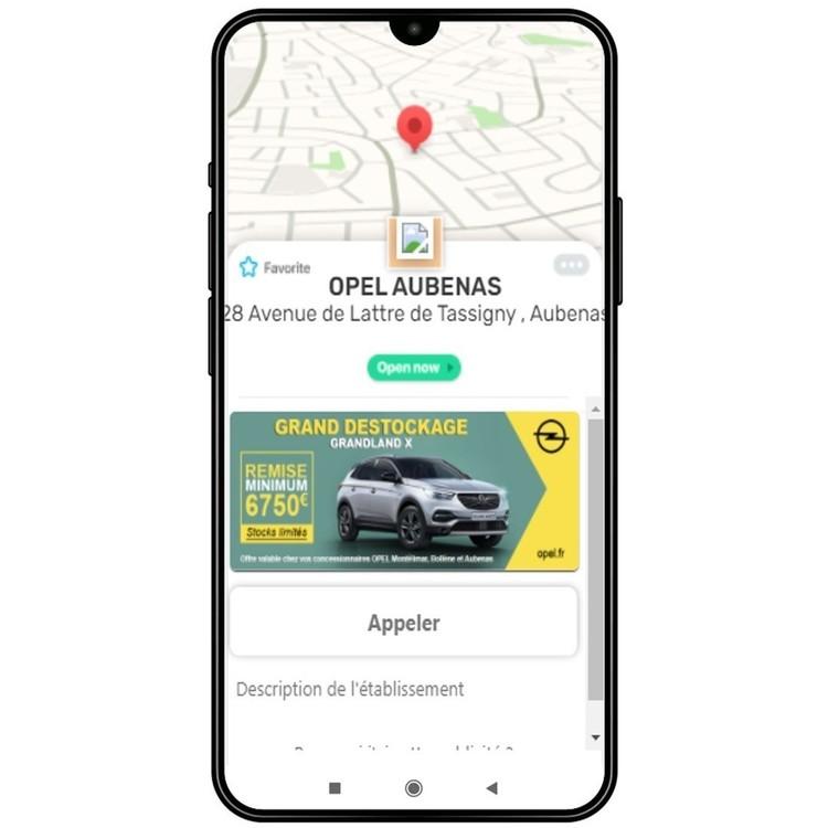 Montélimar automobiles - Opel