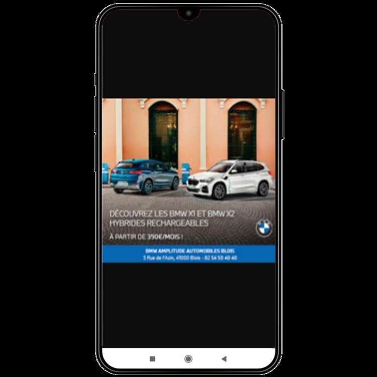 AMPLITUDE AUTOMOBILES BMW